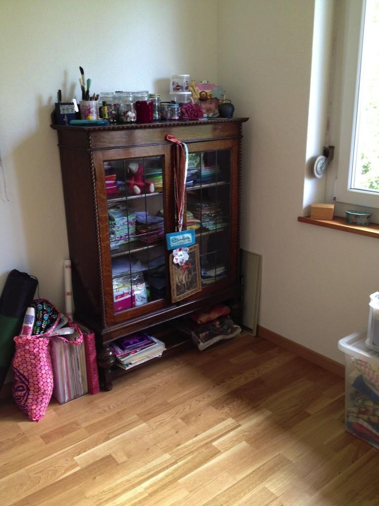Fabric Cabinet