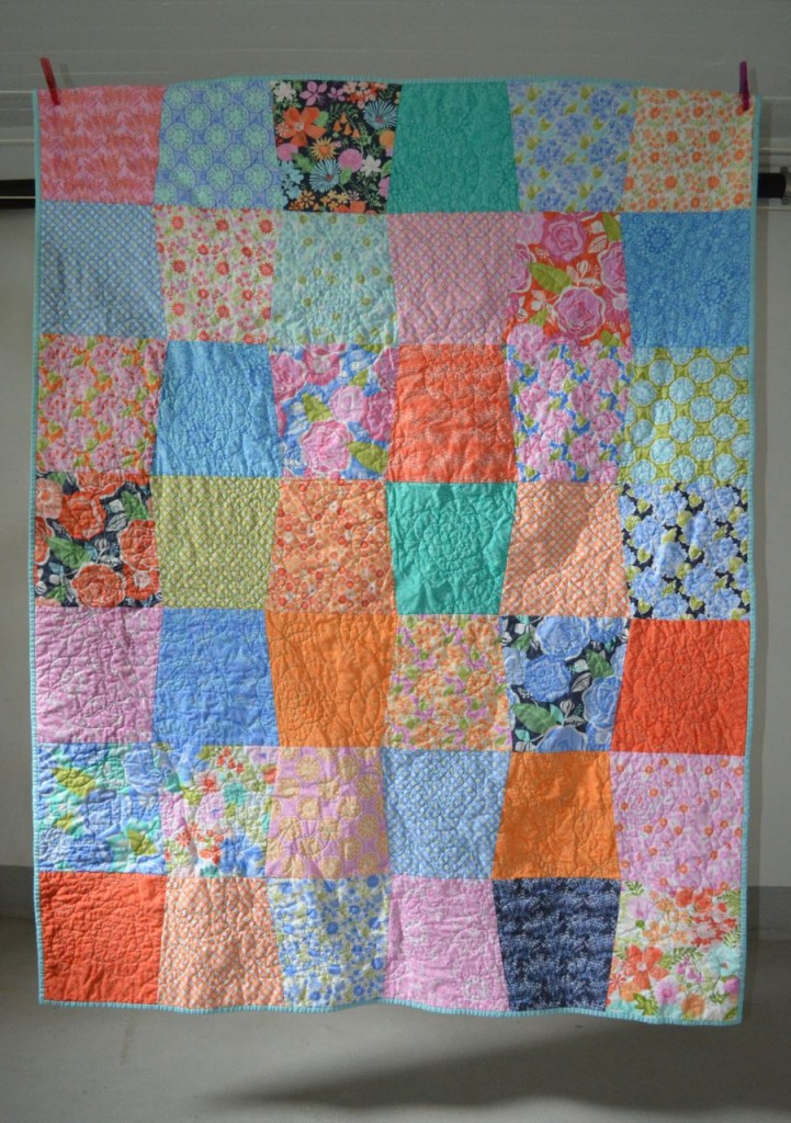 Mam's Birthday Quilt