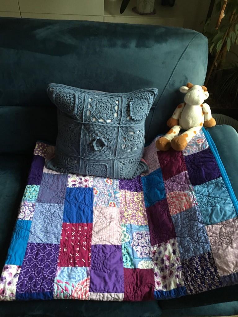 Kristine's Quilt