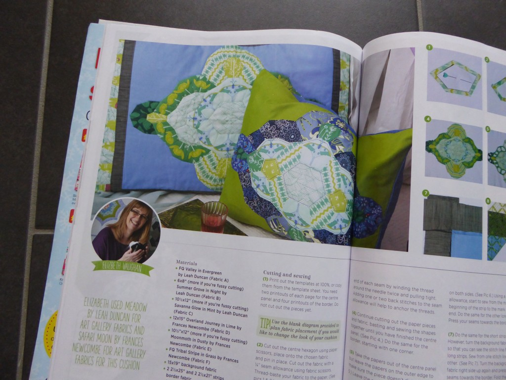 Quilt Now Issue 3